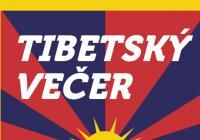Tibetský večer - Praha