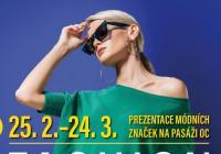 Módní show - Obchodní centrum Plzeň