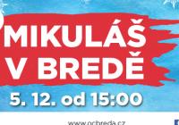 Mikulášská nadílka v OC Breda - Opava