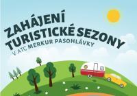 Zahájení turistické sezony / ATC Merkur Pasohlávky