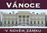 Vánoce v Novém zámku Kinských