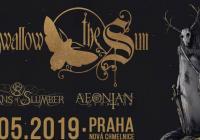 Swallow The Sun v Praze