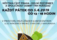 Farmářské trhy - Praha Dolní Počernice
