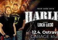 Harlej Tour Jaro 2019 - Ostrava