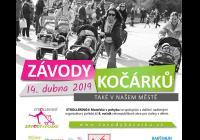 Závody kočárků - Ostrava