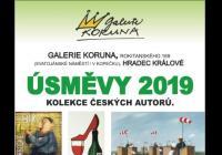 Úsměvy 2019 / kolekce českých autorů