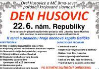 Den Husovic - Brno