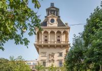 Vodárenská věž Letná, Praha 7