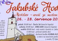 Svatojakubské hody - Nosislav