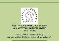 Festival česneku - Zámek Buchlovice