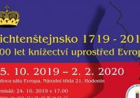 Lichtenštejnsko 1719-2019 / 300 let knížectví uprostřed Evropy