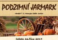 Podzimní jarmark - Golčův Jeníkov