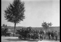 Auto na fotografiích doby c.k.