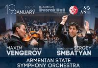 Maxim Vengerov & Armenian State...