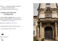 Památková péče 1989-2019 v Plzeňském kraji
