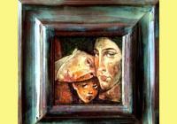 Sergej Kulina / Malé velké překvapení – obrazy v keramice