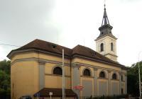 Kostel Nejsvětější Trojice, Praha 5