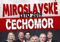 Miroslavské léto 2019