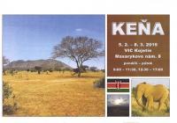 Výstava Keňa