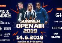 Summer Open Air 2019 - Hlučínská Šterkovna