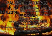 Pálení čarodějnic na Stříbrném jezeře 2019 - Opava