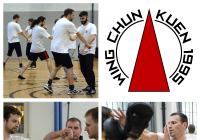 Letní tréninky Wing Chun Kuen