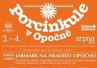 Porciunkule a Opočenský jarmark