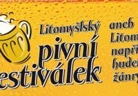 Litomyšlský pivní festiválek
