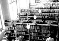 100 let prvního zákona o veřejných knihovnách