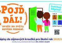 Pojď dál! Zápisy online! - Praha