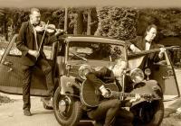 Swingový maraton s kapelou Lam Trio