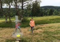 Disc Golf Bedřichov - Current programme
