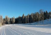 Běžecký lyžařský areál Bedřichov