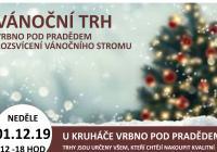 Vánoční trhy s rozsvícením vánočního stromu
