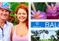 BRAWO Life přednáška o zdravém životním stylu a ostrově Bali
