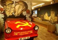 Trabant muzeum Motol