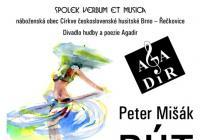 Agadir uvádí... Peter Mišák: Rút