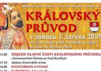 Královský průvod - Praha