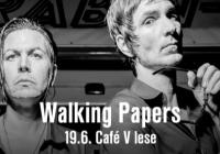 Walking Papers - Praha