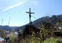 Kaglevičův kříž, Karlovy Vary