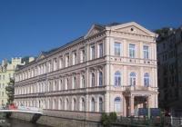 Nové Lázně (Lázně IV), Karlovy Vary