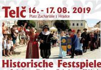 Historické slavnosti v Telči