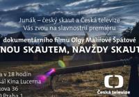 Slavnostní premiéra dokumentárního filmu České televize Jednou skautem, navždy skautem