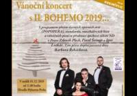 Vánoční koncert s Il Bohemo 2019
