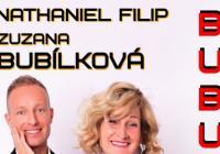 Benefiční vystoupení Zuzany Bubílkové a Nathaniela Filipa