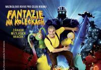 Fantazie na kolečkách - Praha