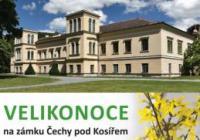 Velikonoce - Zámek Čechy pod Kosířem