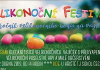 Velikonoční festival v Čechovicích - Prostějov