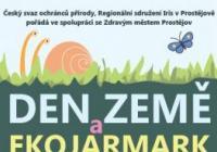 Den Země na náměstí v Prostějově