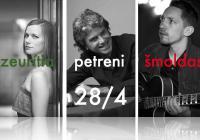 Zeurítia Trio feat. Francesco Petreni